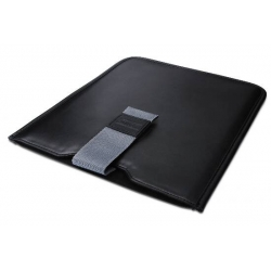 CUSTODIA SLIM IN PELLE PER TABLET iPAD E iPAD2