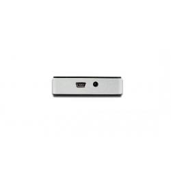 HUB CON 10 PORTE USB 2.0 CON ALIMENTATORE ESTERNO