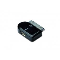 ADATTATORE DIGITUS MICRO USB PER IPHONE COLORE NERO