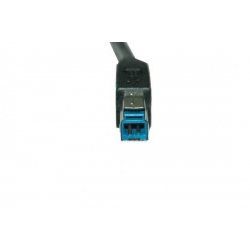 CAVO USB 3.0 CONNETTORI A-B 9 POLI - LUNGHEZZA MT. 1