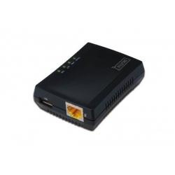 NETWORK PRINT SERVER MULTIFUNZIONE USB 2.0 - RETE RJ45
