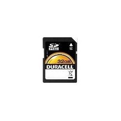 *MEMORIA DURACELL SDHC 32GB CLASS 4