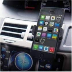 *SUPPORTO SMARTPHONE DA AUTO PER GRIGLIA DI VENTILAZIONE