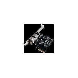 SCHEDA PCI CON 2 PORTE USB 3.1