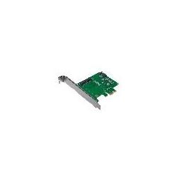 SCHEDA PCI-EXPRESS 1x mSATA SSD + 1x SATA HDD