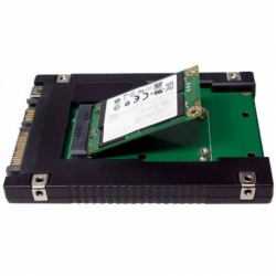 "ADATTATORE PER SSD mSATA A HDD 2,5"" SATA"