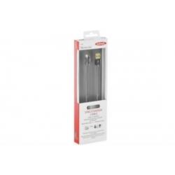 CAVO LIGHTNING 8 POLI PER APPLE IP5/6 - USB MT 1 COLORE GRIGIO