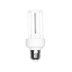 *LAMPADA A RISPARMIO ENERGETICO 15 WATT LUCE CALDA (2700K) E27 MINI-4U