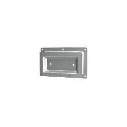 *STAFFA SUPPORTO A MURO PER MONITOR LCD VESA 200X100