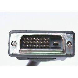 CAVO DVI-D 24+1 PER MONITOR MASCHIO/MASCHIO DUAL LINK MT. 10