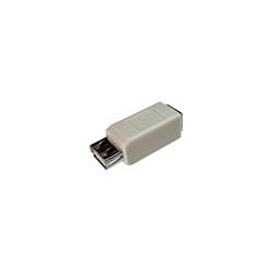 """ADATTATORE USB """"A"""" FEMMINA-""""B""""FEMMINA (A-USB-1)"""