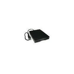BOX ESTERNO USB CON FLOPPY DRIVE 3.5 POLLICI COLORE NERO