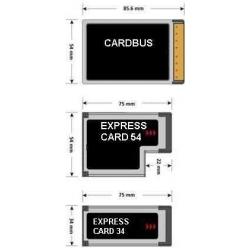 ADATTATORE EXPRESS CARD - CARDBUS