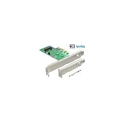 SCHEDA PCI-EXPRESS CON 1 SLOT M.2 NGFF