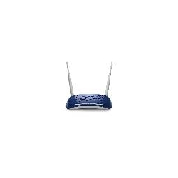 WIRELESS ROUTER TP-LINK ADSL 300M SWITCH 4 PORTE
