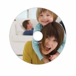 CONFEZIONE 25 DVD+R STAMPABILI VELOCITA' 16X CAPACITA' 4.7GB