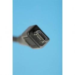 CAVO USB CONNESSIONE MICRO USB TIPO-B LUNGH. 1 MT SCHERMATO