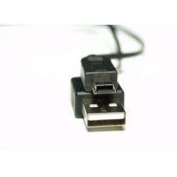 """CAVO USB 2.0 MINI """"B"""" 5 POLI MT. 1"""