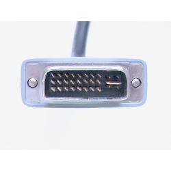 CAVETTO SPLITTER DVI-I (24+5) MASCHIO - 2x DVI-I ( 24+5) FEMMINA CM 20