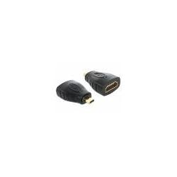 """ADATTATORE HDMI """"D"""" MASCHIO - HDMI """"A"""" FEMMINA"""