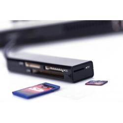 LETTORE CARD UNIVERSALE USB 2.0