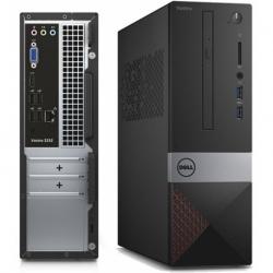 VOSTRO 3250 I3-6100 4GB 500GB W10PRO BLACK