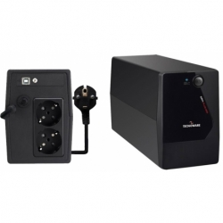 UPS ERA PLUS 1100VA 770W USB2.0 10MIN BLACK