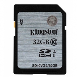 MEMORY CARD SDHC 32GB CL10 UHS-I