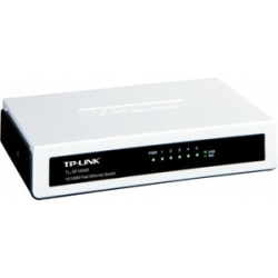 SWITCH 5 PORTE FAST ETHERNET 10/100 MBPS
