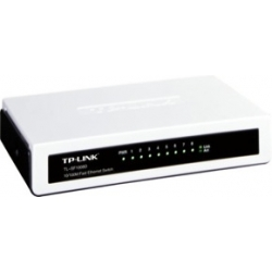 SWITCH 8 PORTE FAST ETHERNET 10/100 MBPS