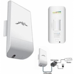 ACCESS POINT AP/CLIENT/WDS NANOSTATION LOCO M2-CPE POE 2.4GHZ 23DBM OUTDOOR