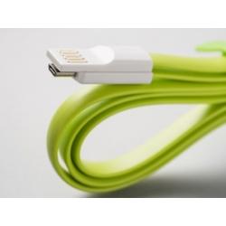 CAVO PIATTO HIGH SPEED DA USB2.0 A MICRO USB2.0 - 2.4A