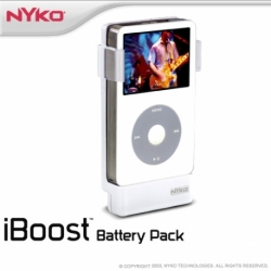 BATTERY PACK ULTRA SLIM X IPOD