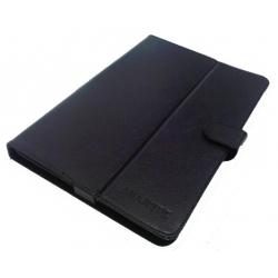 CUSTODIA PROTETTIVA IN ECO-PELLE PER TABLET 10.1 BLACK