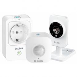 STARTER SMART HOME IPCAM(DCS-935L)+WIFI MOTION SENSOR(DCH-S150)+SMART PLUG(DSP-W215) WIFI
