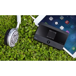 ROUTER PORTATILE DUAL BAND WIRELESS 3G/4G SIM CARD MICRO USB BLACK