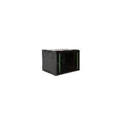 ARMADIO 7 UNITA' DA MURO PER RETI (A)416 X (L)600 X (P) 450 MM COLORE NERO