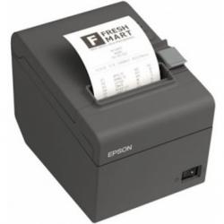 STAMPANTE TERMICA TM-T20II BUILT-IN USB + SERIALE 200MM/S BLACK