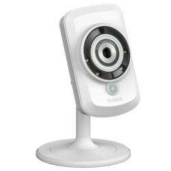 TELECAMERA IP 4X ETH WIRELESS SENSORE DI MOVIMENTO INCLUSA MICRO SD 16GB WHITE