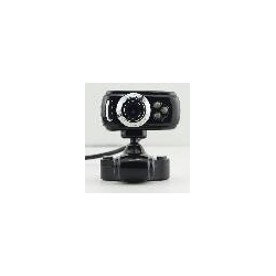 *WEBCAM USB 2,0 CON MICROFONO 300K