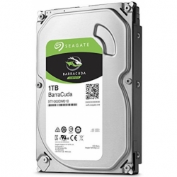 HDD 1TB 7200RPM 3.5 SATA3 64MB BARRACUDA