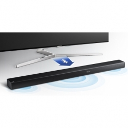 SOUNDBAR 2.1 130W SUBWOOFER 45W BLUETOOTH BLACK