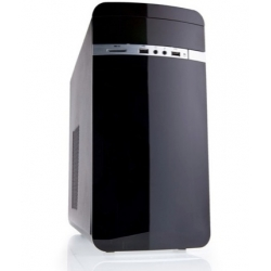 CASE M-ATX MINI TOWER OTTO BLACK