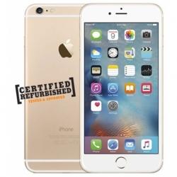 IPHONE 6 16GB WHITE/GOLD GAR@6MESI REFURBISHED CON SCATOLA E SOLO CAVO LIGHTNING