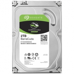HDD 2TB BARRACUDA 7200RPM 3.5 64MB SATA3