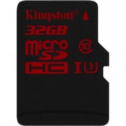 MICRO SDHC/SDXC UHS-I U3 32GB CON ADATTATORE