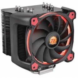 CPU COOLER RIING SILENT FAN12 PRO RED