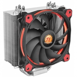 CPU COOLER RIING SILENT 12CM RED