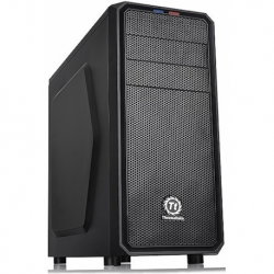 CASE MID-TOWER VERSA H25 ATX USB3.0/PS2 BLACK