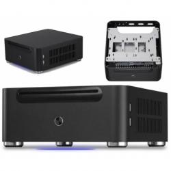 CASE KIWI 80S MINI ITX 120W (65W ADAPTER INCLUSO) BLACK